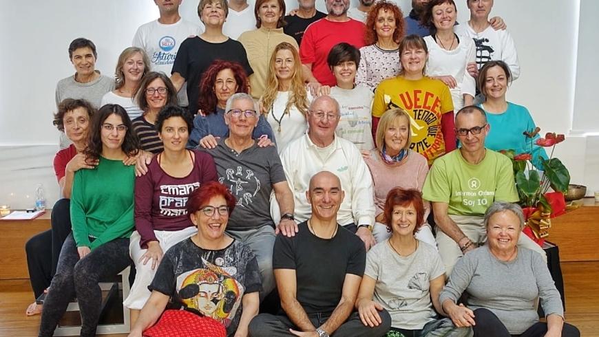 Seminario de Yoga de la Energía impartido por Pierre Losa