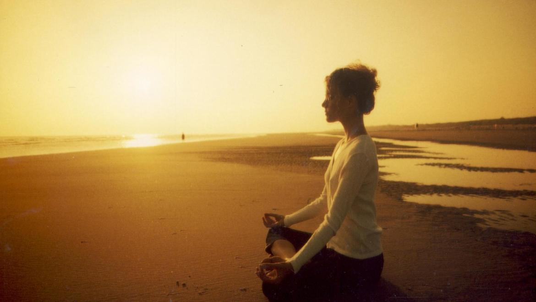 Práctica de meditación