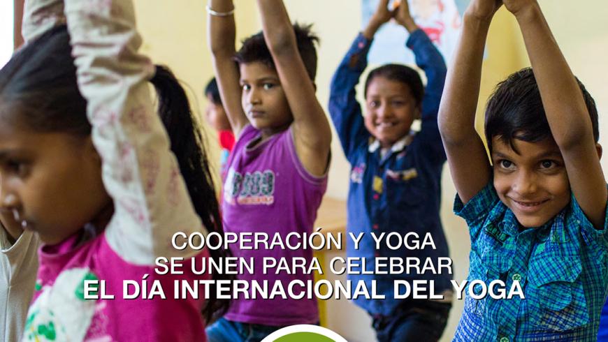 «Yoga para el cambio»