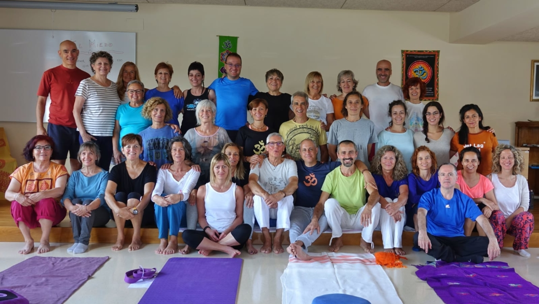 Curso de Verano del Yoga de la Energía